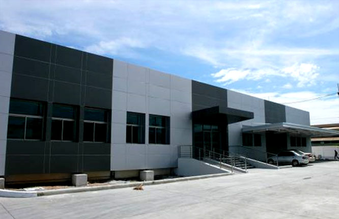 BDP New Warehouse