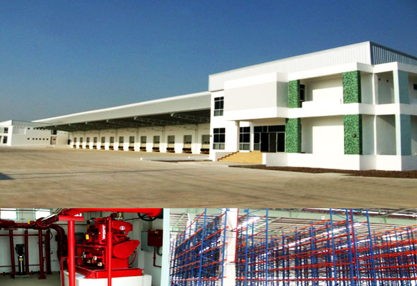 TICON LOGISTICS  WAREHOUSE (W2)